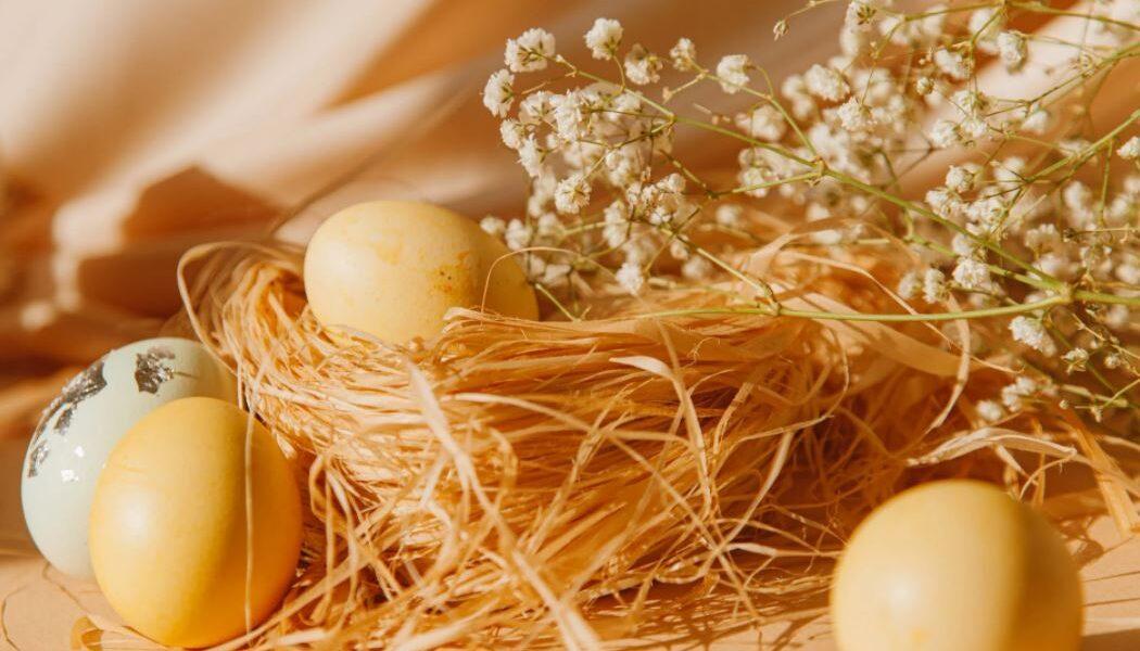 Als Geschenk zu Ostern: Blumen online bestellen
